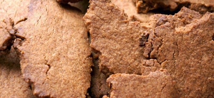 speculaasbrokken - koekjes van eigen deeg