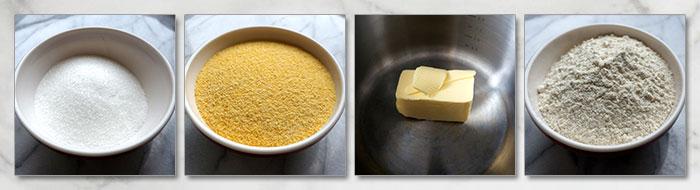 Ingrediënten Cornbread
