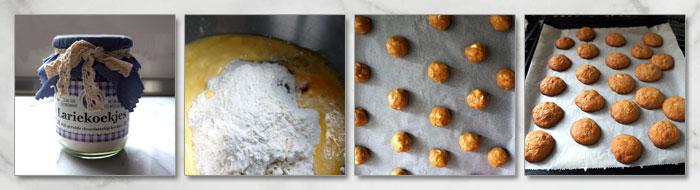 lariekoekjes - chocolade chips koekjes