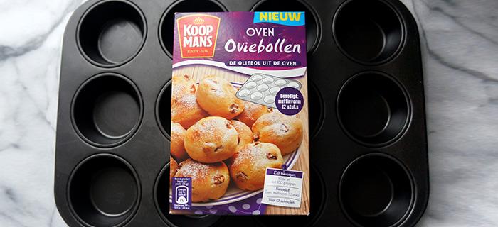 oviebollen - de oliebol uit de oven