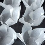 how to muffin papiertjes maken