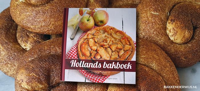 Hollands bakboek boekreview