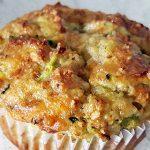 koolhydraatarme hartige muffins recept
