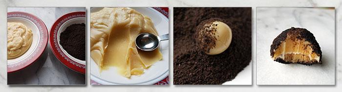 oreo truffel toffees stap voor stap recept