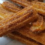 Gebakken churros recept