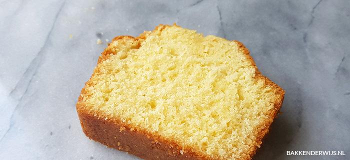 basis cake recept