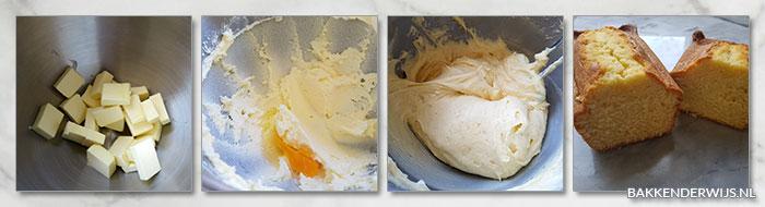 cake recept stap voor stap