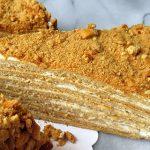 Medovnik honingtaart recept