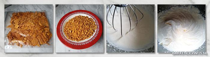 medovnik honingtaart stap voor stap recept
