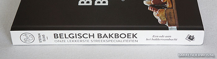 boekband belgisch bakboek