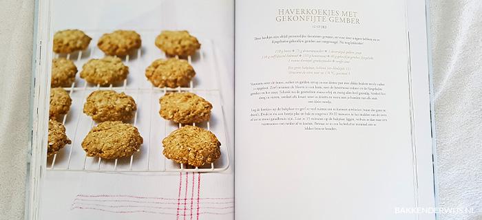de kunst van het bakken recept pagina