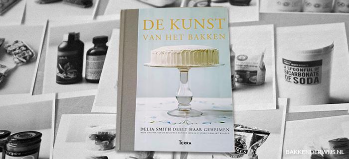 boekreview over de kunst van het bakken