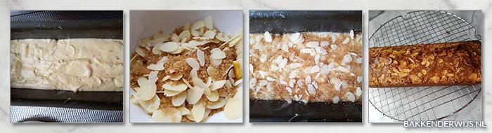 kummelcake stap voor stap foto recept