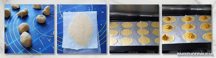 stap voor stap mummie koeken recept
