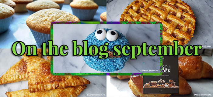 on the blog september