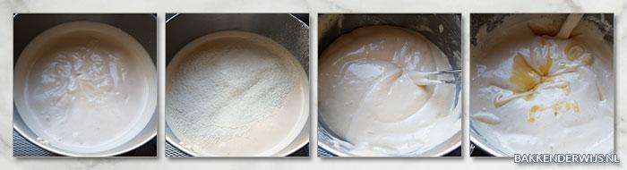 genoise biscuitbodem stap voor stap recept fotoos