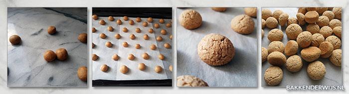glutenvrije kruidnootjes stap voor stap recept