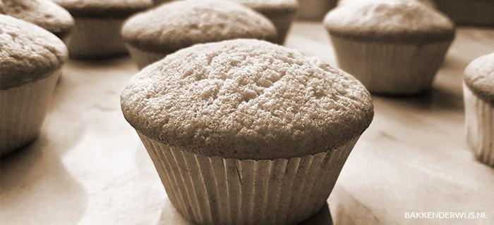 De geschiedenis van de cupcake