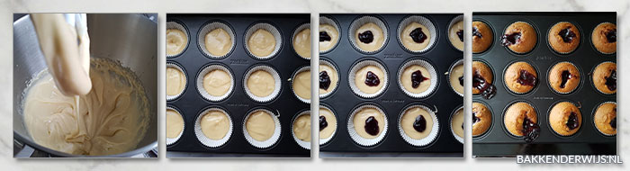 mcennedy blueberry muffinmix stapvoorstap