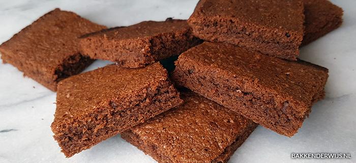 Nutella brownies recept