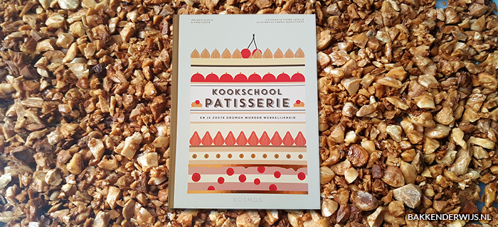 Kookschool patisserie boekreview