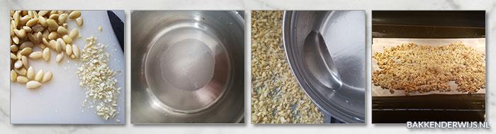 suikernootjes stap voor stap recept