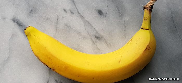 Waarom zijn bananen gezond?
