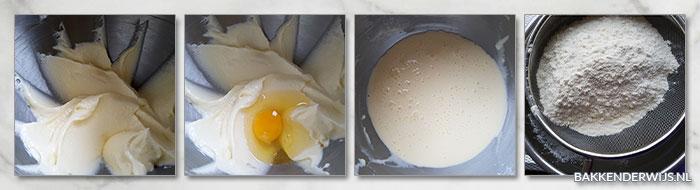 cheesecake koekjes stap voor stap recept