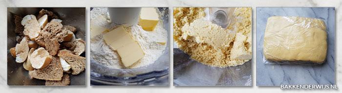 gur cake stap voor stap recept