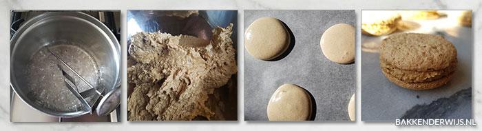 Patisserie! boekreview macarons
