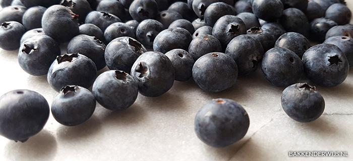 Waarom zijn blauwe bessen gezond