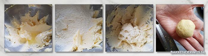 citroen crinkle koekjes stap voor stap recept