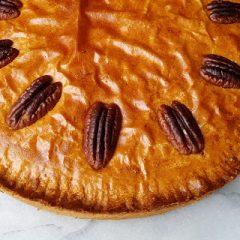 Pecannoten karamelkoek recept