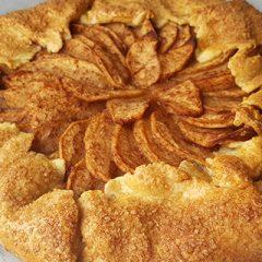 Rustieke Franse appeltaart recept