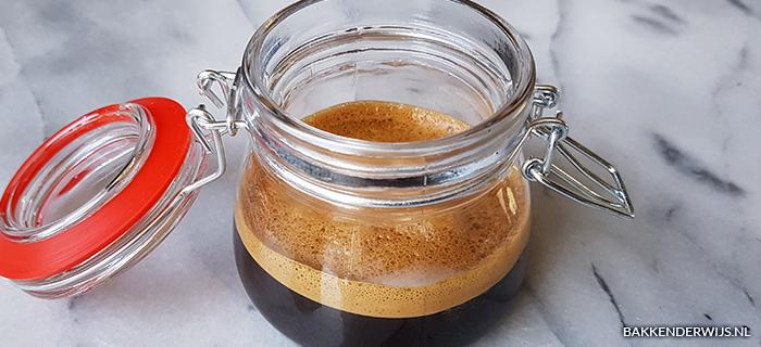Snel koffie extract recept