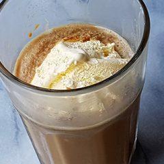 ijskoffie recept
