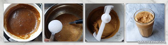 ijskoffie stap voor stap recept