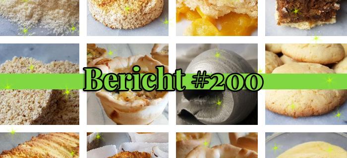 Bericht #200