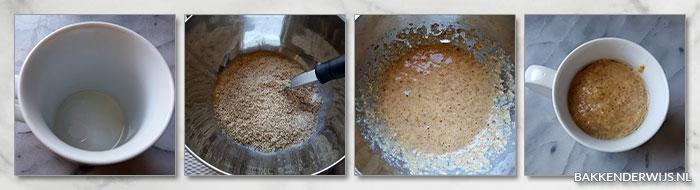koolhydraatarme mug toast stap voor stap recept