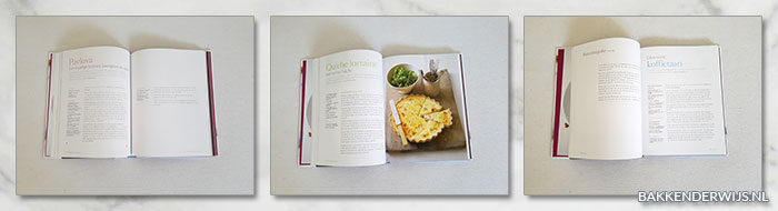 baking made easy boekreview recepten pagina's