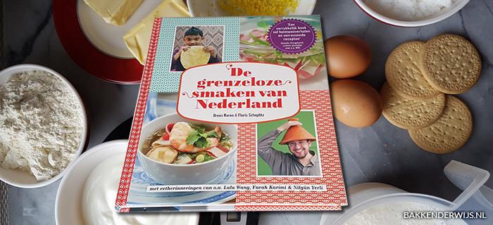 de grenzeloze smaken van nederland