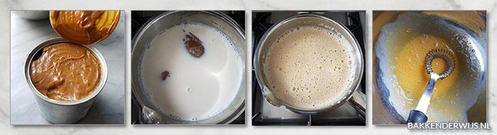 dulce de leche ijs stap voor stap recept