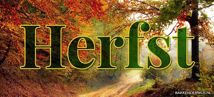 herfst extra blog