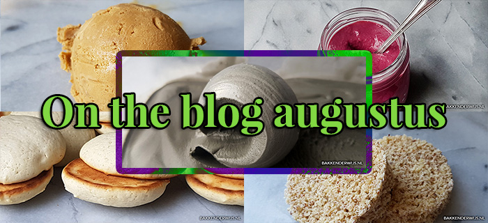 on the blog augustus 2018