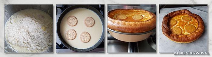 Quesada recept - Spaanse cheesecake stap voor stap