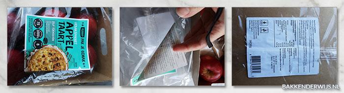 appeltaart verspakket review