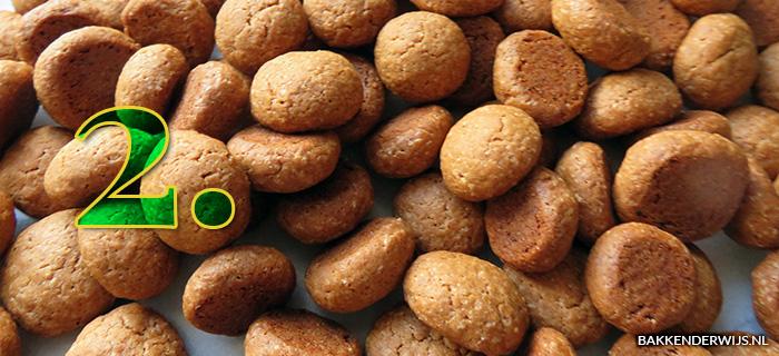 koekjes bakken met kinderen - kruidnootjes