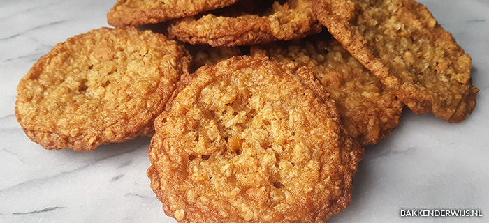 Ranger cookies recept