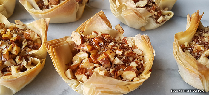 Snelle baklava recept