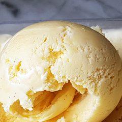 Vanille ijs recept